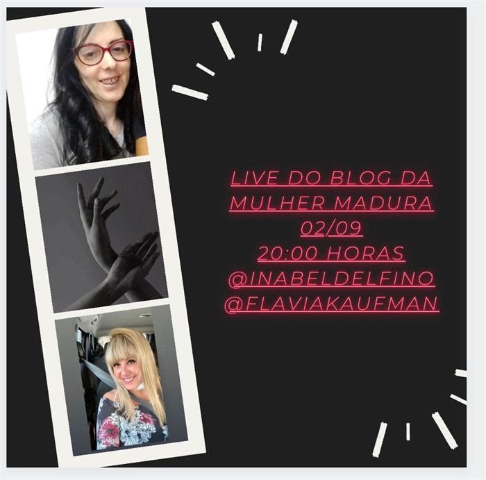 Live Flávia Kaufman